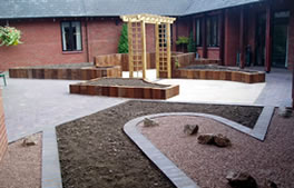 Community Landscaping Project from Hartley Landscapes