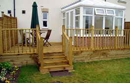learn about our decking solutions