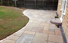 Patios from Hartley Landscapes