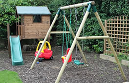 Play areas from Hartley Landscapes
