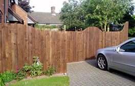 see examples and info re garden fencing, gates and trellis
