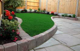 Artificial Grass from Hartley Landscapes