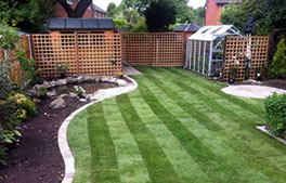 learn about our turfing and artificial grass services