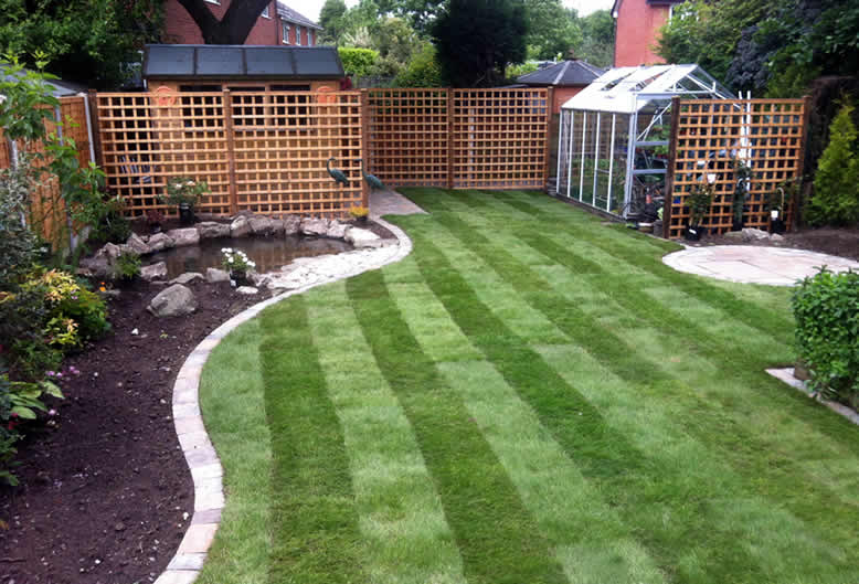 turfing and artificial grass by Hartley Landscapes